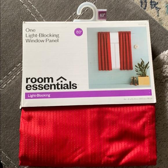 Window Curtain / Panels set